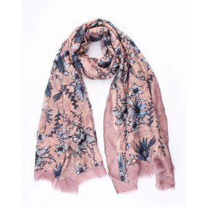 """Scarf """"Rozsa"""" pink"""