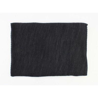 """Sjaal """"Priscilla"""" zwart/grijs"""