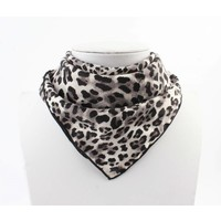 "Bandana ""Lotta"" black/grey"