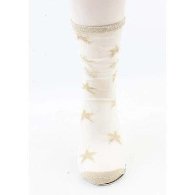 "Socks ""Joanna"" gold"