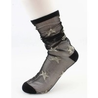 "Socken ""Joanna"" schwarz"