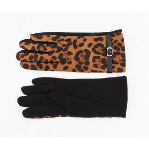 "Gloves ""Phoebe"" brown"