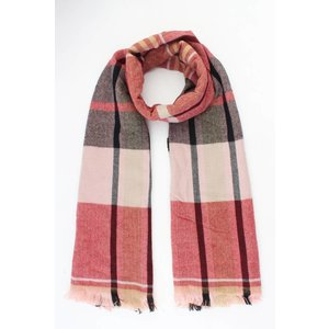 """Scarf """"Juley"""" Red"""