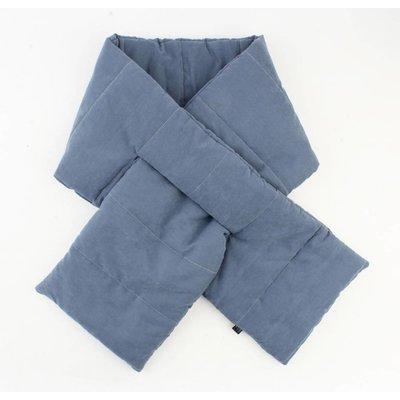 """Sjaal """"Jey"""" blauw"""