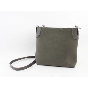 "Cross body bag ""Aimy"" grey"