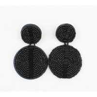 "Earring ""Jyllian"" black"