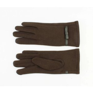 """Gloves """"Merlyne"""" old green"""