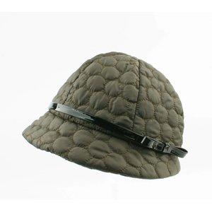 "Hat ""Chrystel"" green"