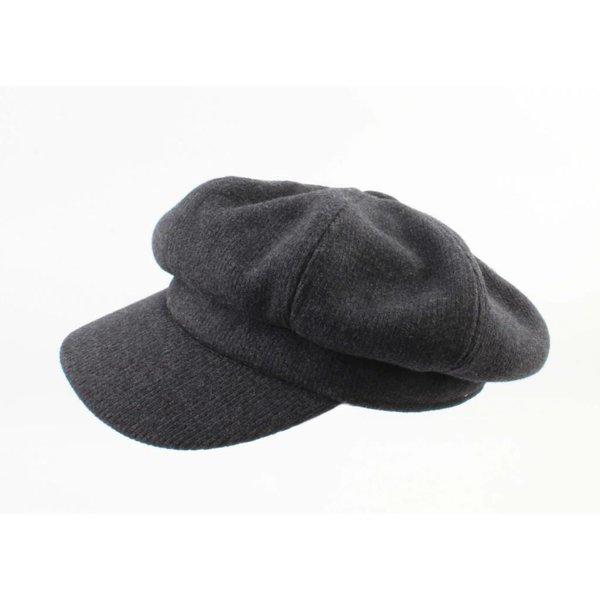 """Newsboy cap """"Jacob"""" grey"""