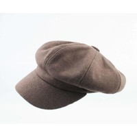 """Newsboy cap """"Jacob"""" brown"""