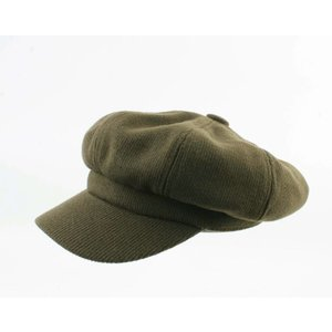 "Newsboy cap ""Jacob"" green"