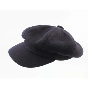 "Newsboy cap ""Jacob"" blue"