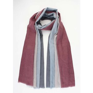 "Scarf ""Shantell"" red"