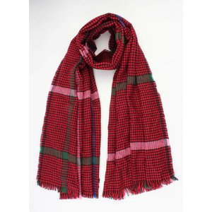 """Scarf """"Laurell"""" red"""