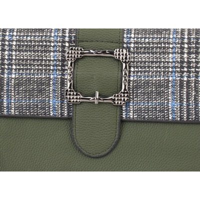 "Crossbody bag ""Fabyen"" green"