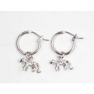 """Earring """"Juliett"""" silver"""