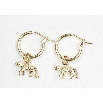 "Earring ""Juliett"" gold"