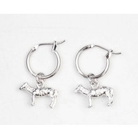 "Earring ""Agnes"" silver"