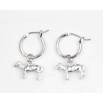 "Earring ""Agnes"" silver"