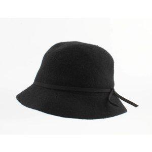 "Ladies hat ""Socorro"" black"