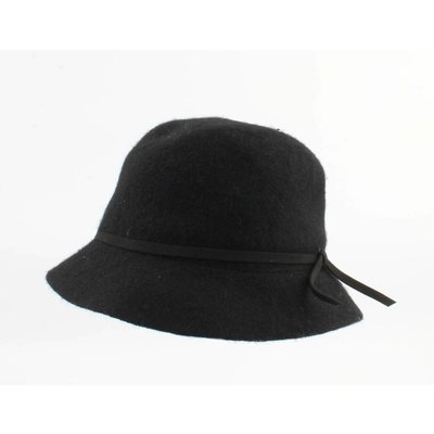"Ladies hat ""Socorro"" black"