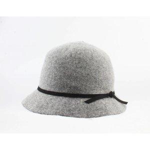 """Ladies hat """"Socorro"""" grey melee"""