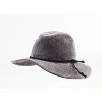 "Panama hoed ""Solenn"" grijs"