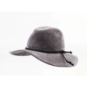 """Panama hat """"Solenn"""" grey"""