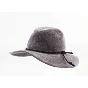 "Panama Hut ""Solenn"" grau"