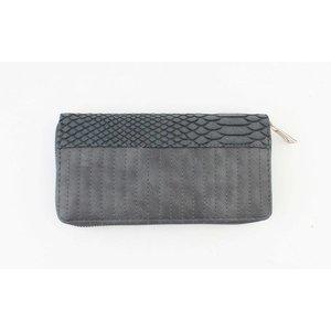 "Wallet ""September"" grey"