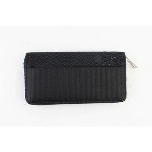 "Wallet ""September"" black"