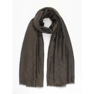 """Scarf """"Seline"""" old green"""