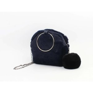 "Crossbody tas ""Patience"" blauw"