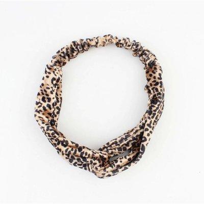 """Haarband """"Noélie"""" bruin"""