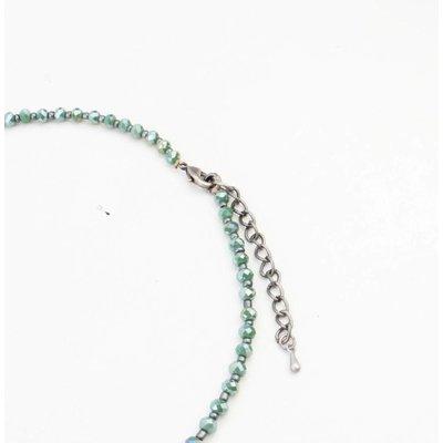 """Halskette  """"Amee"""" grün"""