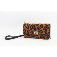 "Cross body bag  ""Jaylah "" brown"