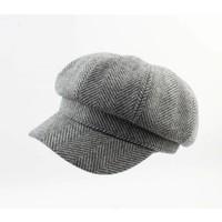 "Newsboy cap ""Mason"" grey"
