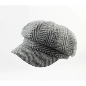 "Newsboy cap ""Mason"" grey"