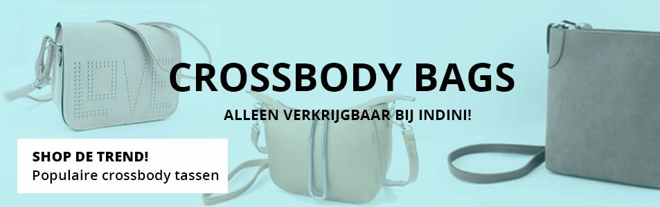CROSSBODY TASSEN