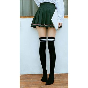 """Socks """"Aprill"""" black"""
