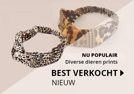 Best verkocht: dieren print accessoires
