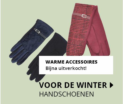 Handschoenen voor de winter!