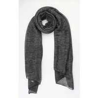 """Scarf """"Clary"""" anthracite"""