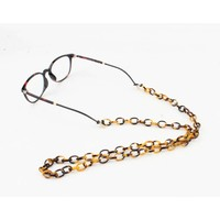 "Eyewear cord ""Sabie"" brown"