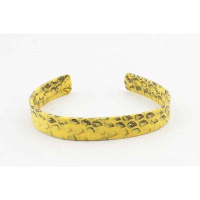 """Bracelet """"Mala"""" yellow"""