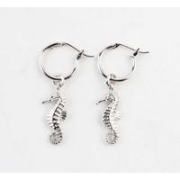 """Earring """"Manyeleti"""" silver"""