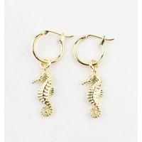 """Earring """"Manyeleti"""" gold"""