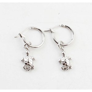 """Earring """"Timbavati"""" silver"""
