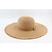 "Flap hat ""Sodwana"" brown"