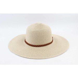 "Flap hat ""Monzi"" beige"